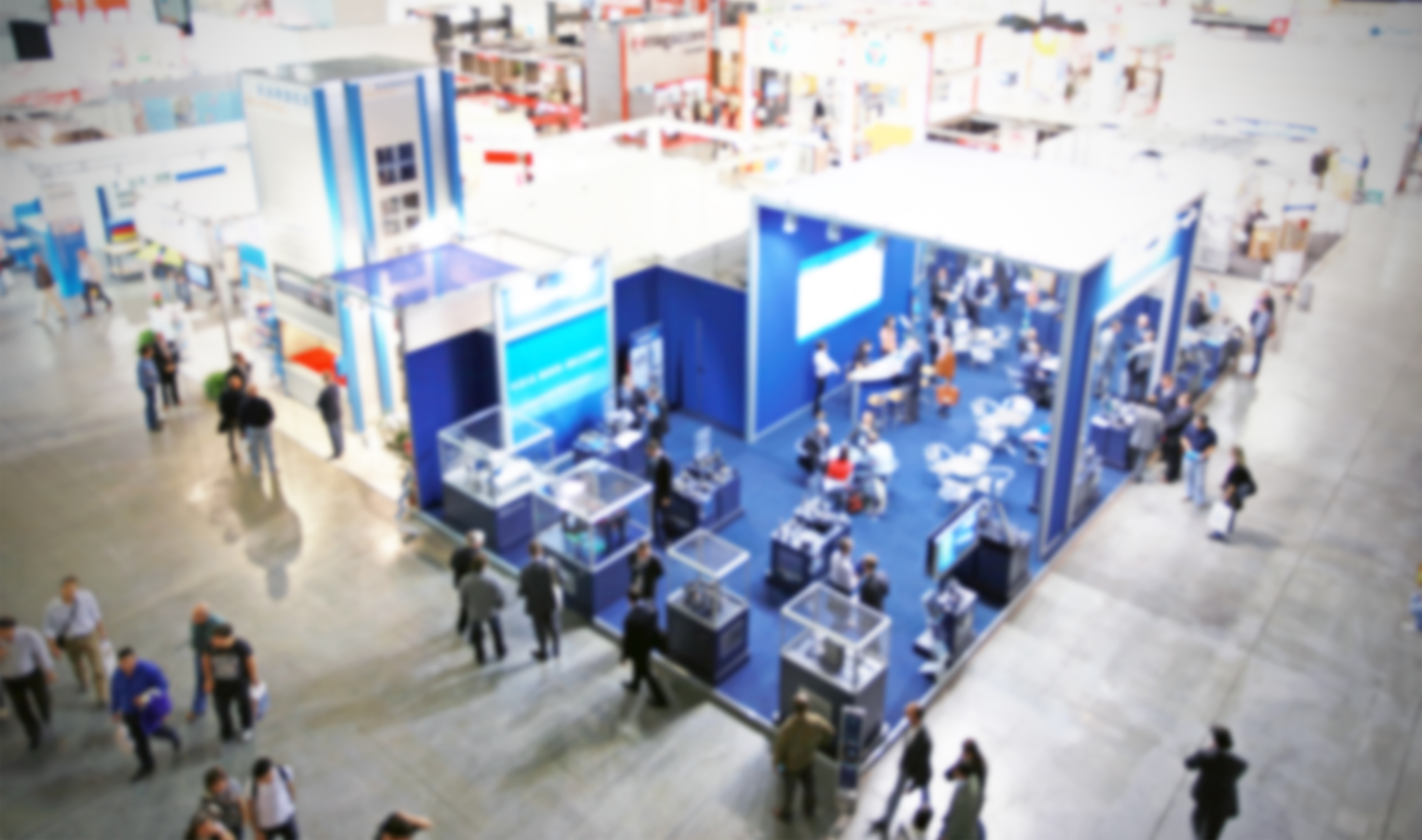 reasons to exhibit at trade shows