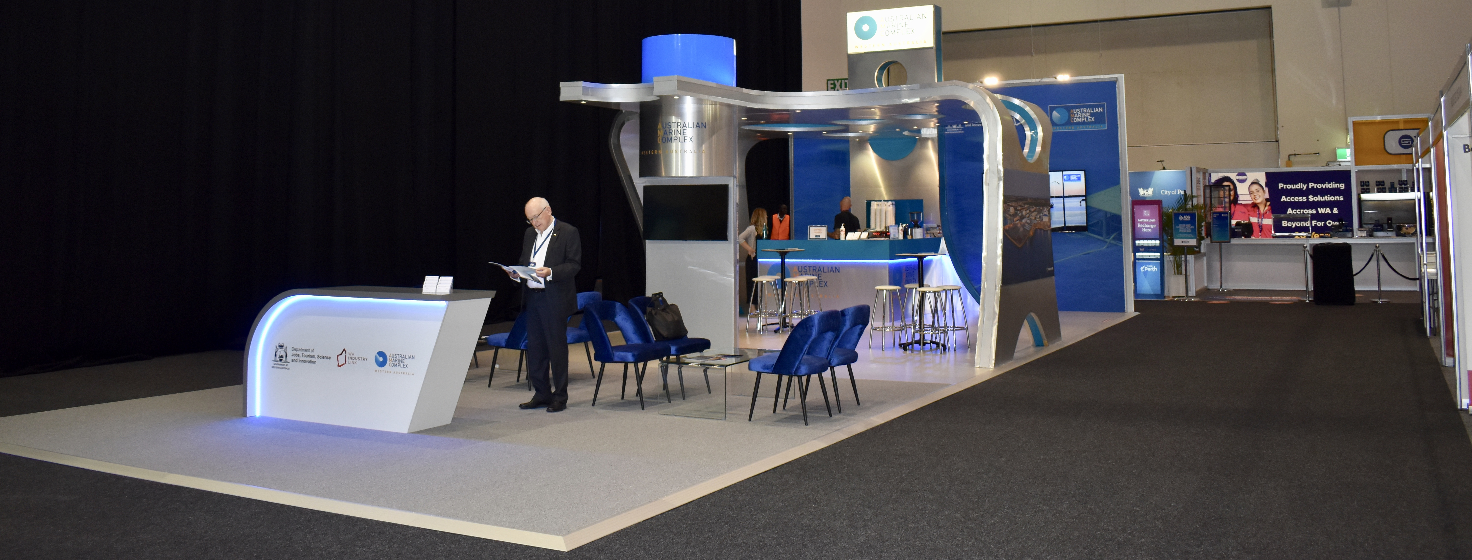 Perth's Premier Trade Show Displays