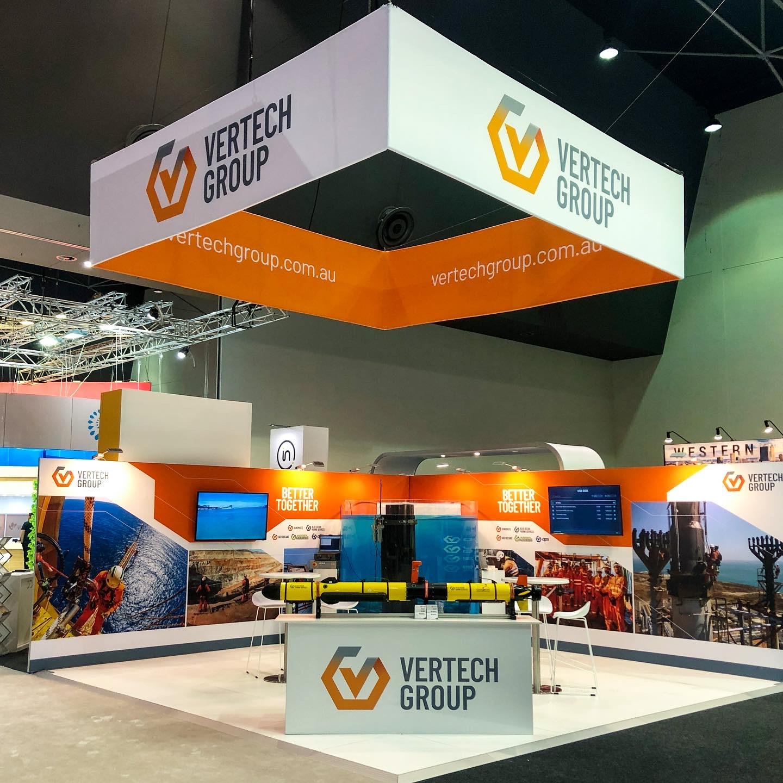 Perth's Premier Trade Show Displays